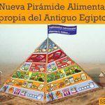 La Nueva Pirámide Alimentaria: propia del antiguo Egipto