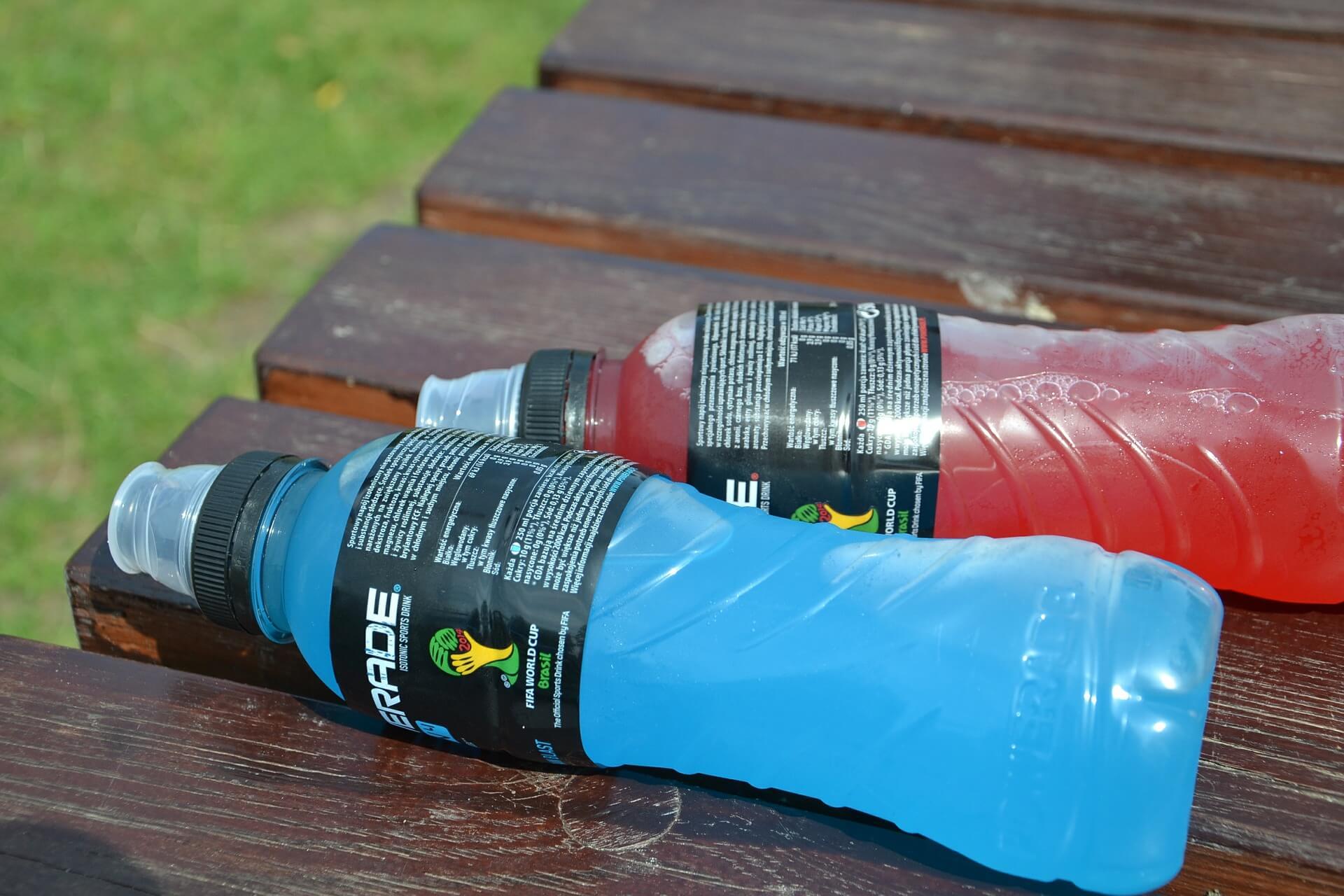 ¿Bebidas para deportistas? No caigas en la trampa 1