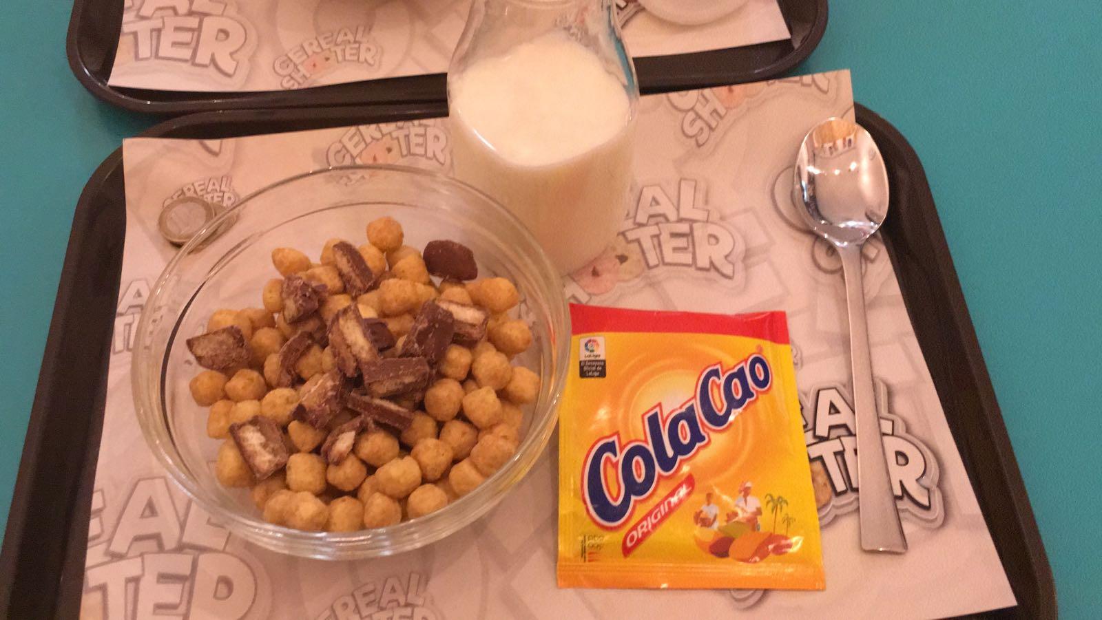 Sefi-Podcast 01: ¿Qué fue antes, la leche o los cereales? 2