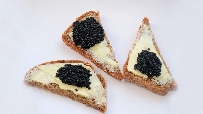 no todo es caviar