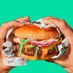 La hamburguesa vegana que sangra