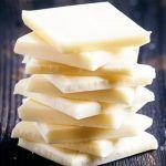 ¿De qué está hecho el chocolate blanco?