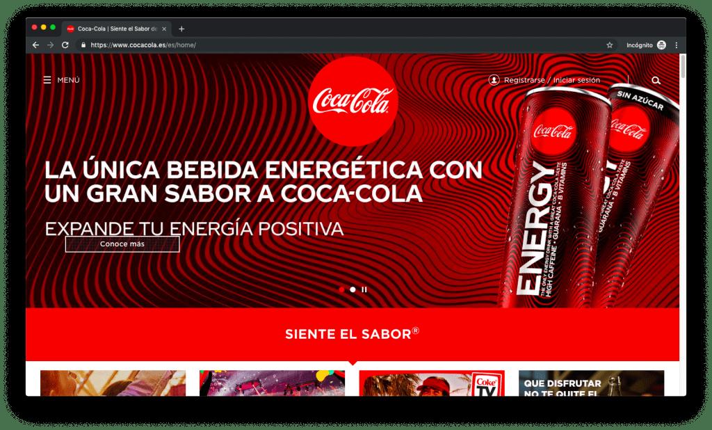 Coca-Cola Energy: análisis de la primera bebida energética de Coca-Cola 3