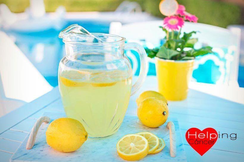 el limón es una falsa cura contra el cáncer