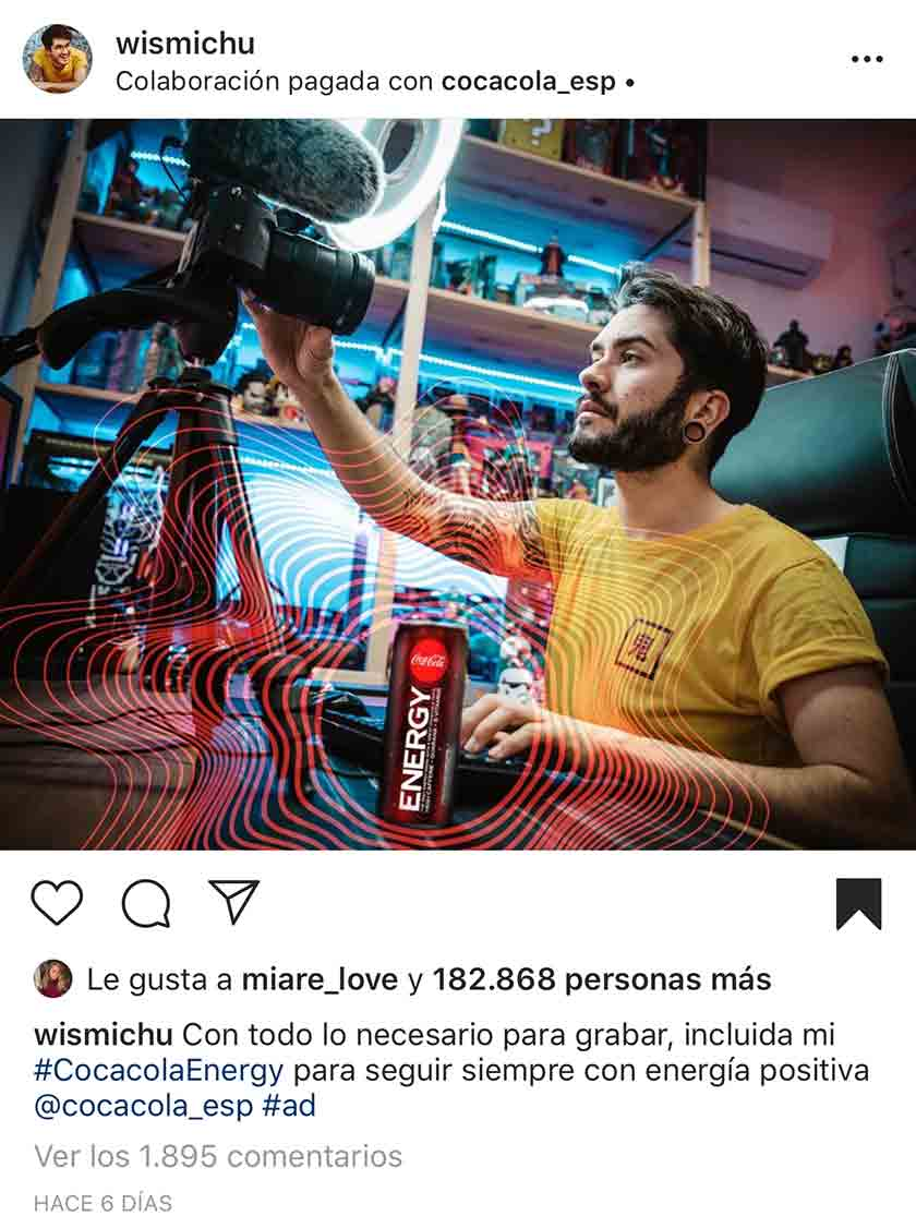 Coca-Cola Energy: análisis de la primera bebida energética de Coca-Cola 4
