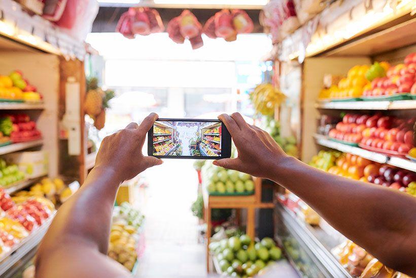 El boom de las apps que escanean alimentos 1