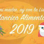 Ay mi madre, ay con la Listeria | Villancico Alimentario 2019